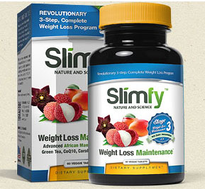 slimfy Stage 3 Weight Loss Maintenance